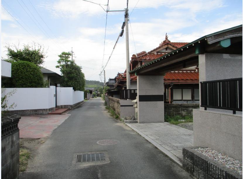 売土地★阿知須町