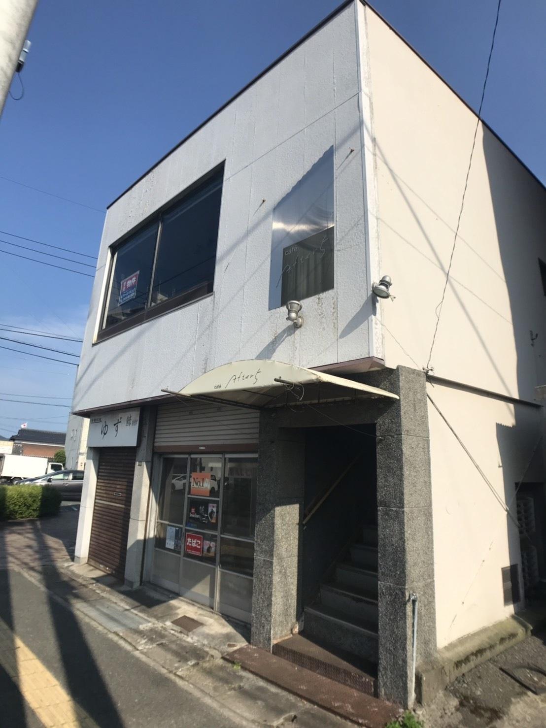 貸店舗★天神リビングビル1F