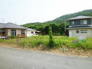 売土地★山口市秋穂東 260万円