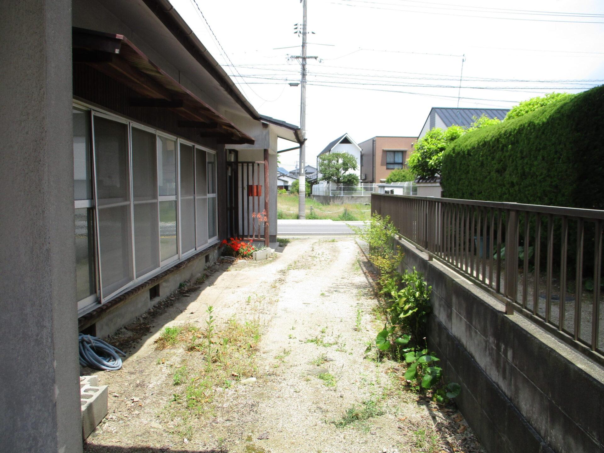 中古住宅★山口市八幡馬場 1,850万円