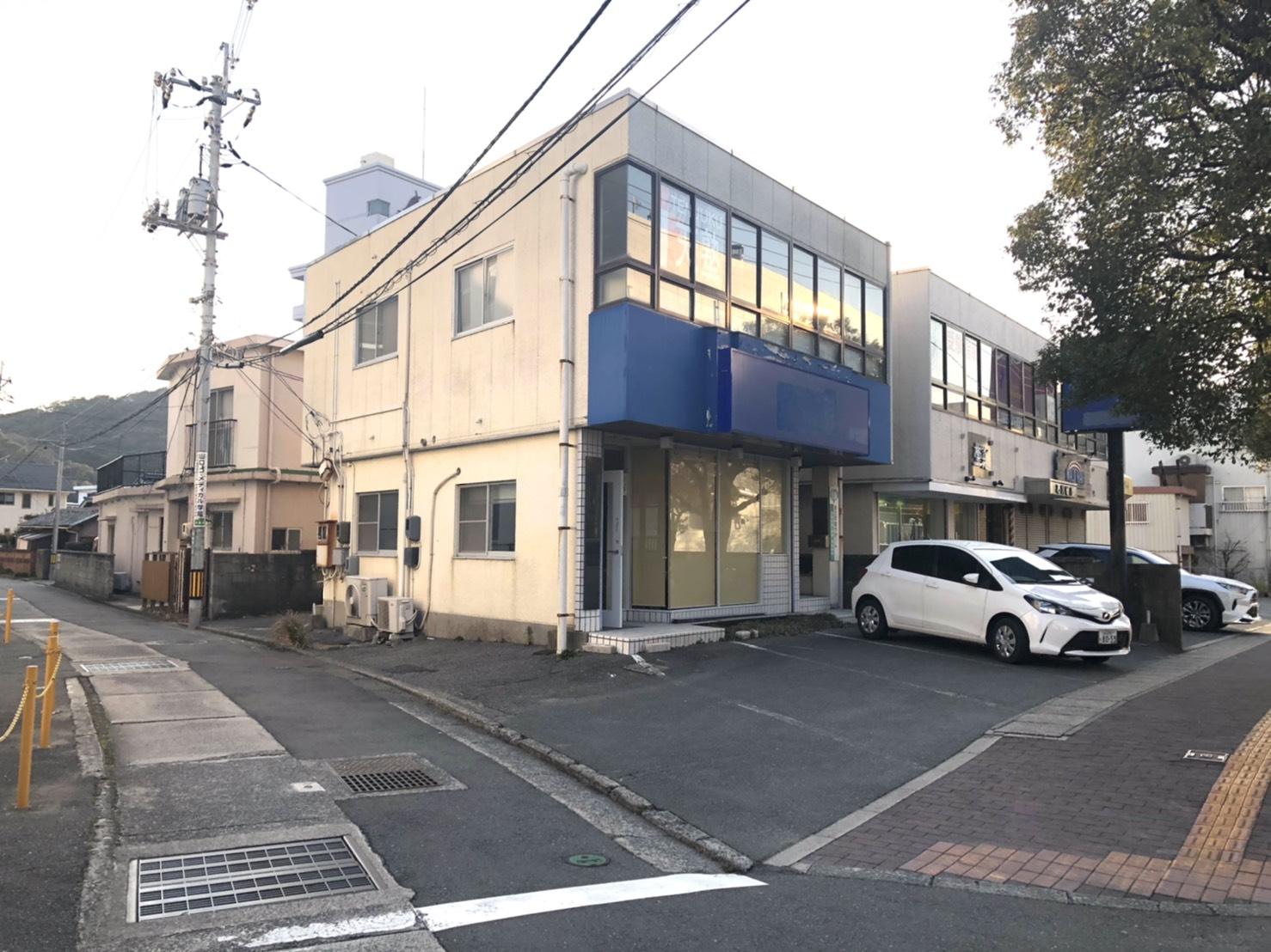 貸事務所(2階建て1階部分) イオン前 駅近